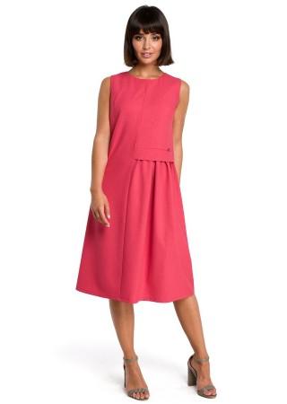 Kleita gaiši rozā B080-pink BE Kleitas Greetha