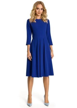 Kleita zila M335-royal blue Moe Kleitas Greetha
