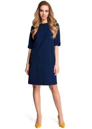 Kleita zila Style Kleitas Greetha