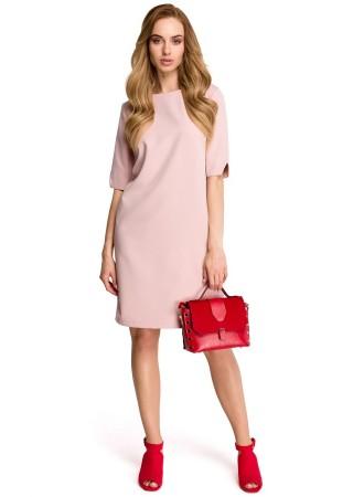 Kleita rozā Style Kleitas Greetha